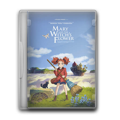 Mary And The Witch's Flower Folder Icon