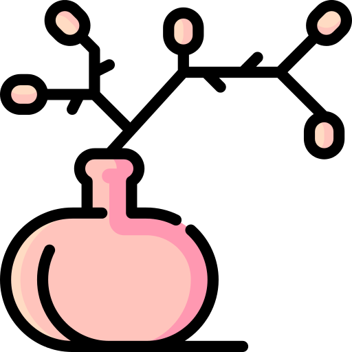 Branch Vase Png Icon
