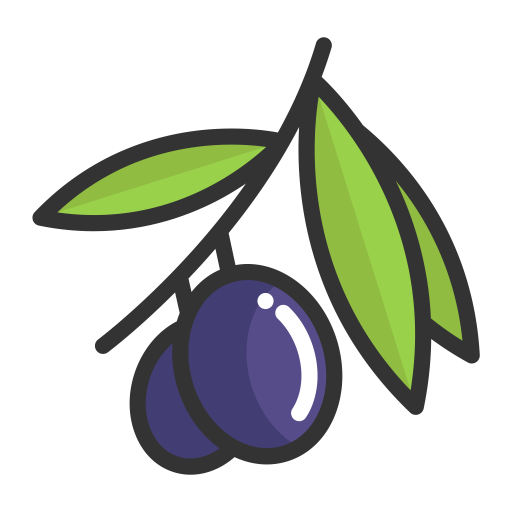 Olive Branch, Nature, Peace Icon With Png And Vector Format