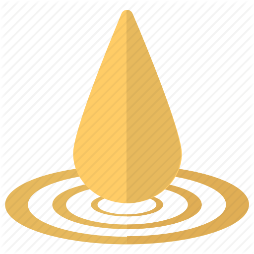 Drop Of Oil, Herbal Driblet, Massage Oil, Oil Droplet, Olive Oil Icon