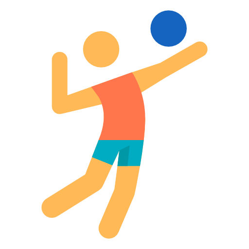 Volleyball, Sport, Olympic Icon Free Of Freebie Olympic Sport Icons