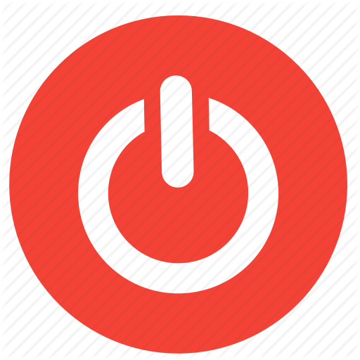Electricity, Off, On, Power, Strart, Switch Icon