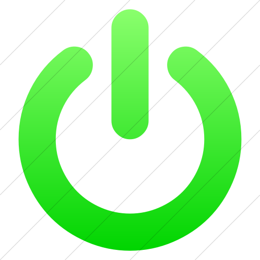 Simple Ios Neon Green Gradient Bootstrap Font Awesome