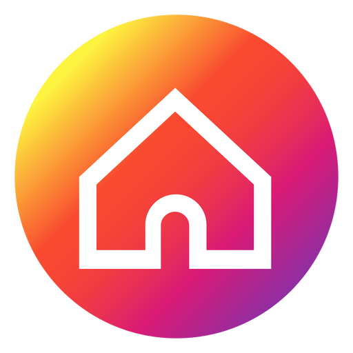 Home Button Logo Png Images