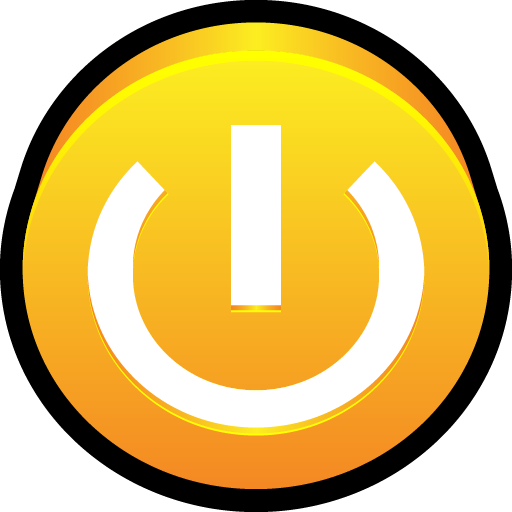 Off, Turn Off, On Icon