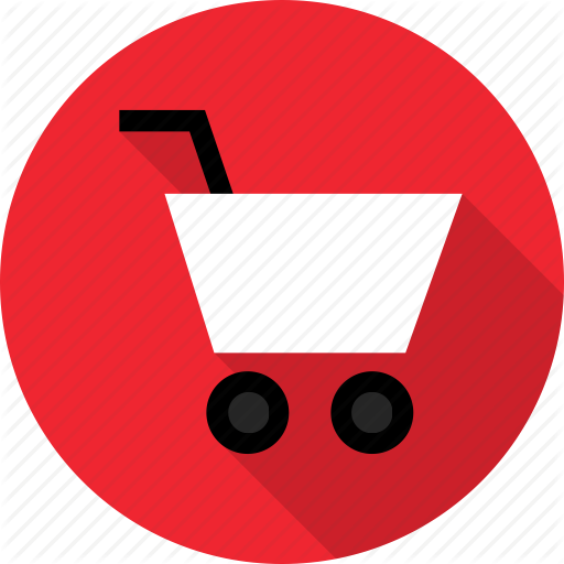 Add, Cart, Go, Sales, Sell, Shopping Icon Icons Flat Style
