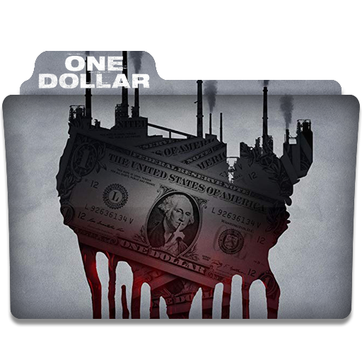 One Dollar Tv Series Folder Icon