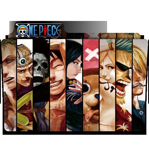 One Piece Folder Icon Other One Piece Fanart, One