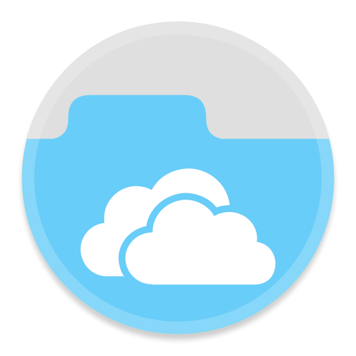 Onedrive Icon Free Of Button Ui