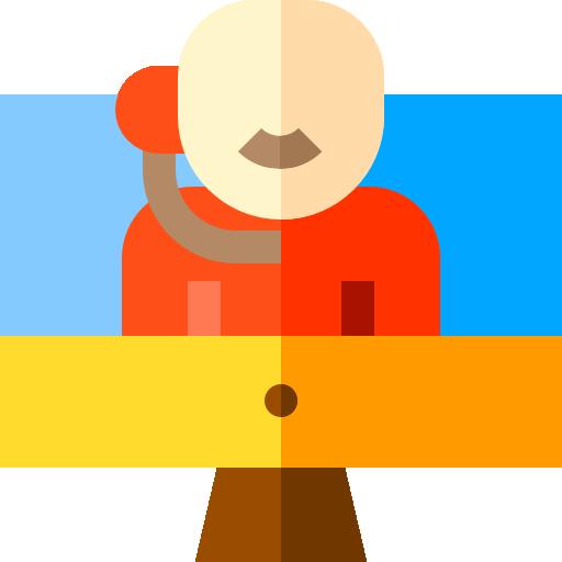 Online Support Icon Tech Support Freepik