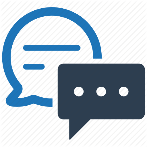 Bubbles, Chat, Dialogue, Online, Support Icon