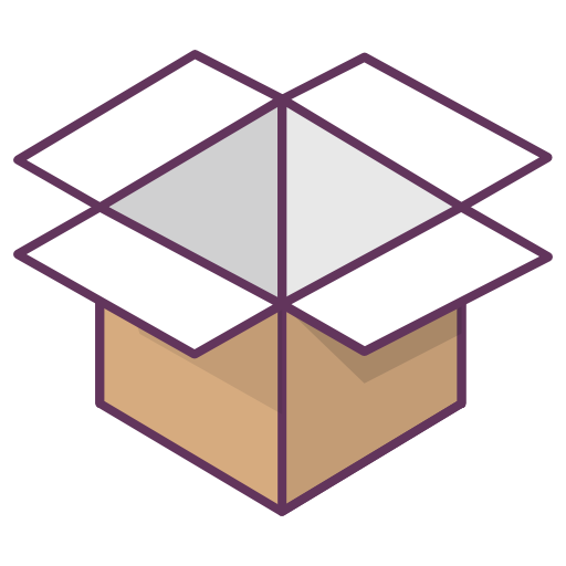 Open, Box Icon Free Of Office Icons