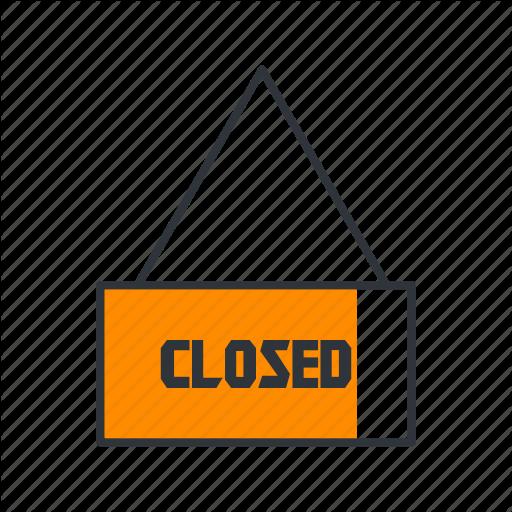 Closed, Online Shop, Open Shop, Shop, Shopping, Store Icon