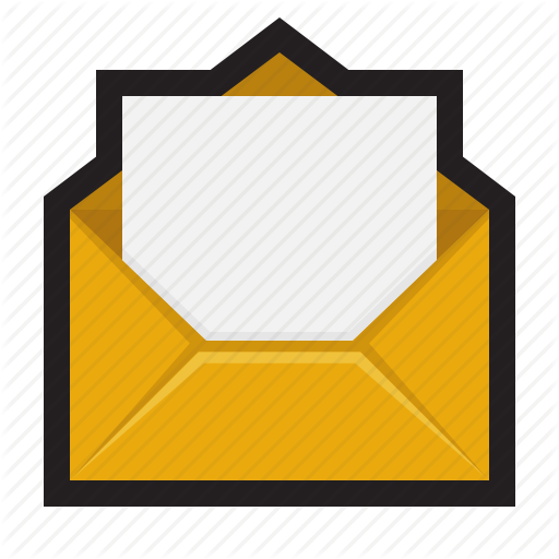 Draft, Email, Letter, Mail, Open, Write Icon