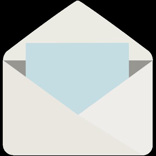 S Folders Open Flat Gainsboro Icon