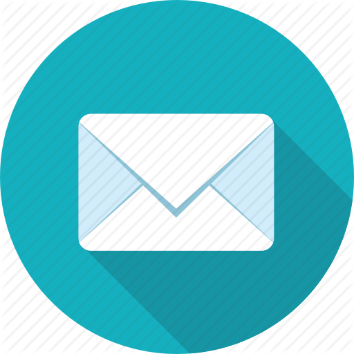 Flat Mail Logo Png Images