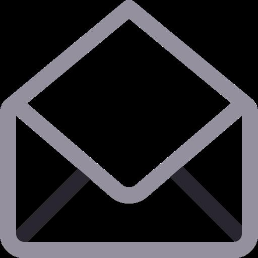 Envelope, Open Icon Free Of Icons Duetone