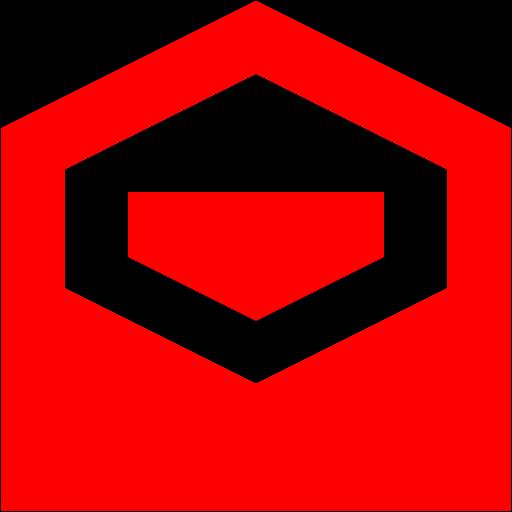 Red Envelope Open Icon