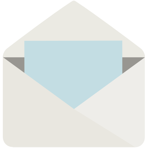 Open, Blue, Envelope, Mail Icon Free Of Mail Call Icons