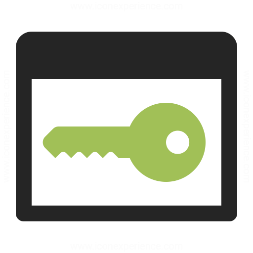 Window Key Icon Iconexperience