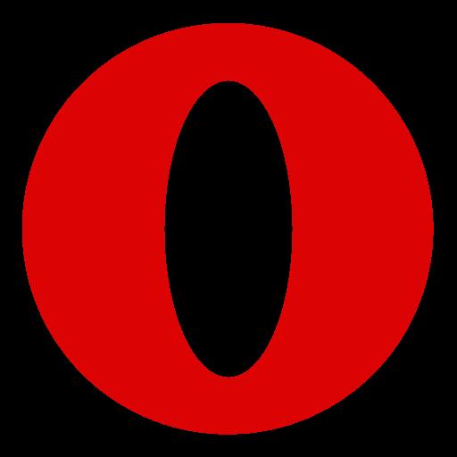 App Opera Icon The Circle Iconset Xenatt