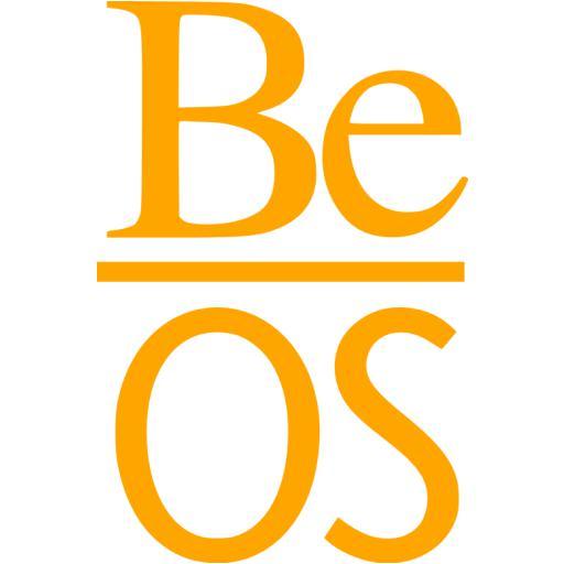 Orange Be Os Icon