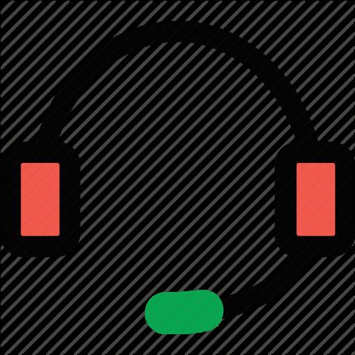 Audio Device, Earphone, Headphone, Headphone With Mic, Headset