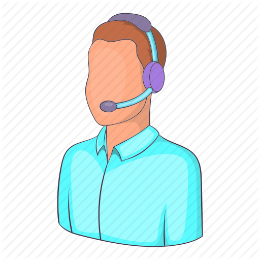 Call, Center, Customer, Illustration, Isometric, Man Operator