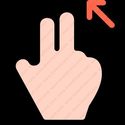 Download Multimedia,options,finger,gesture,hand,arrow,swipe Icon