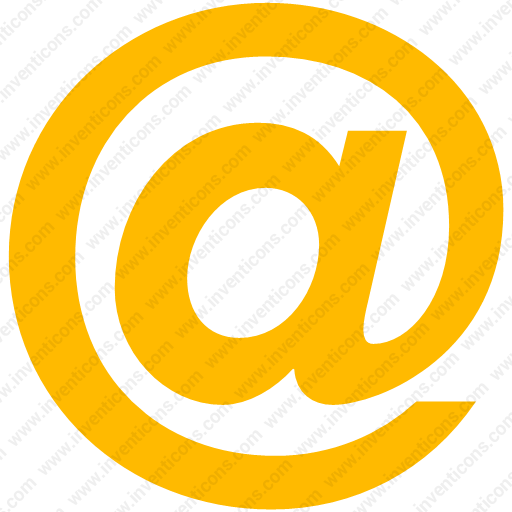 Download At,e Mail,email,internet,mail,mailbox Icon Inventicons