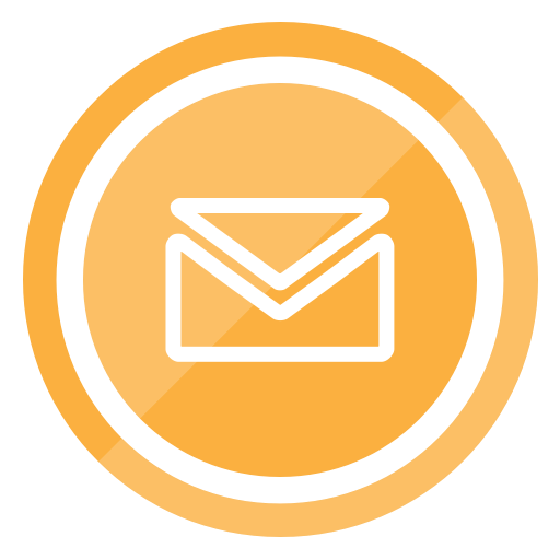 Yellow Email Logo Png Images