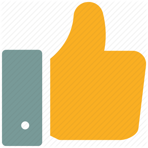 Facebook, Favorite, Hand, Like Icon Icon
