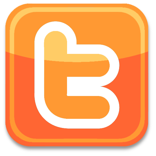 Orange Facebook Logo Png Images