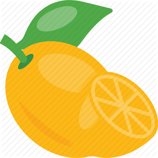 Citrus Fruit, Fresh Orange, Fruit, Orange Slice, Pulpy Fruit Icon