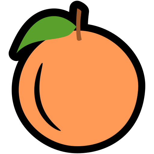 Orange, Fruit Icon Free Of Fresh Fruit Icons
