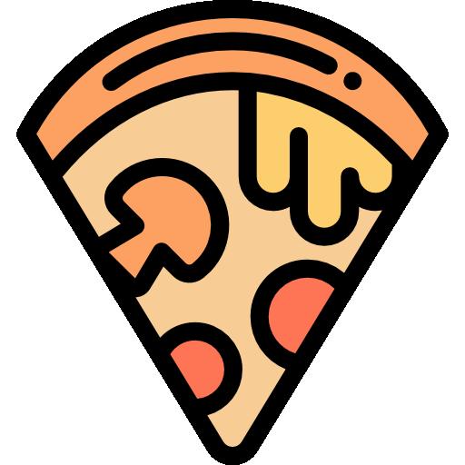 Pizza Slice Icon Take Away Freepik