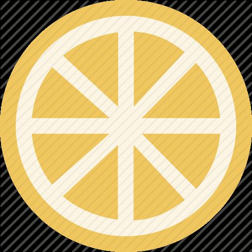 Orange Fruit Icon Images