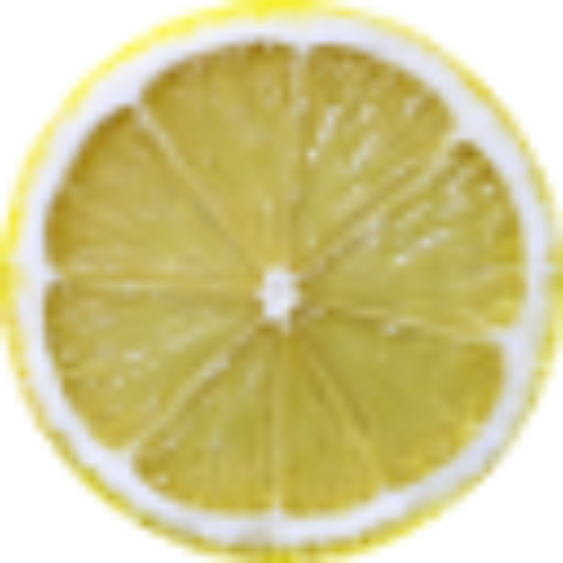 Cropped Lemon Slice Icon Lemon Tree News