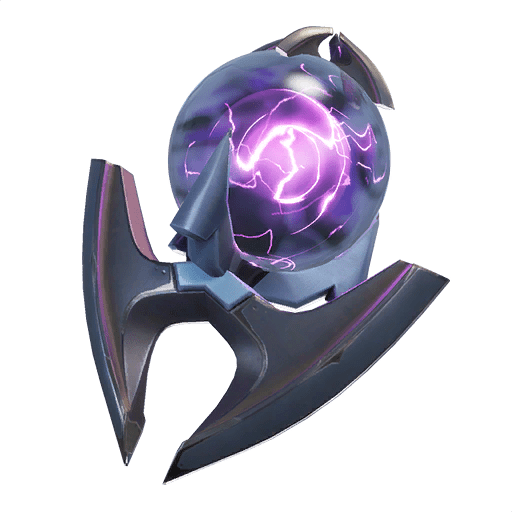 Ominous Orb Back Bling Backpacks