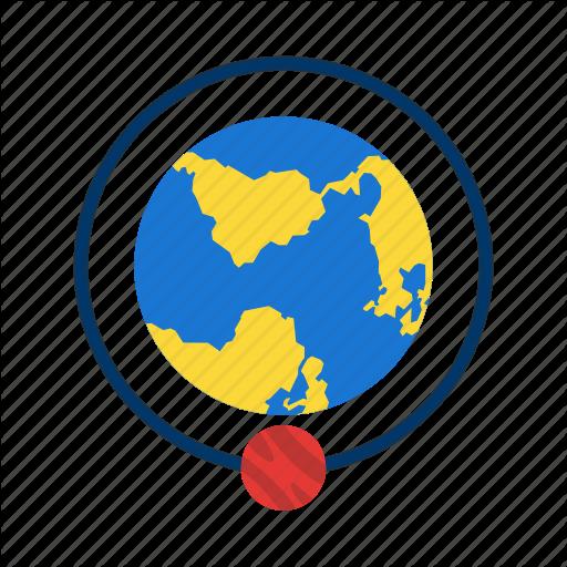 Around The Earth, Around The Globe, Orbit, Orbit Around Earth