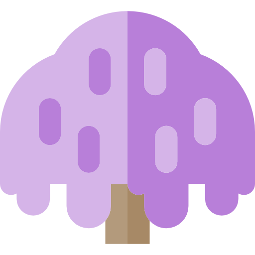 Types Of Trees Orchid Icon