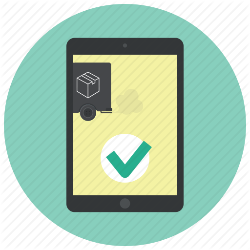 Courier, App, Confirmation, Delivery App, Ipad, Order, Track