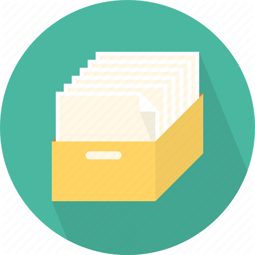 Archive, Arrange, Files, History, Order, Sort, Stack Icon