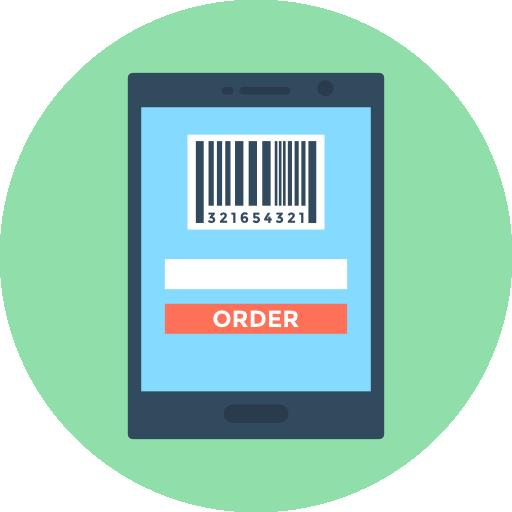 Order Icon Global Logistics Vectors Market
