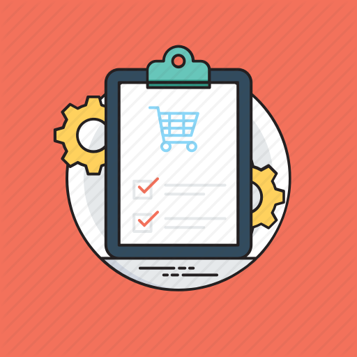 Customer Orders, Internet Shopping, Online Business, Order