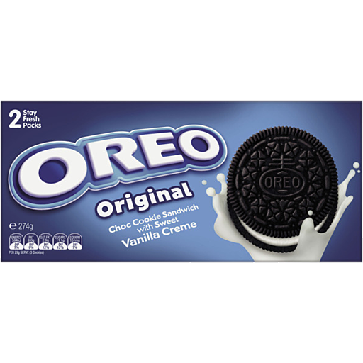 Kraft Biscuits Oreo Original