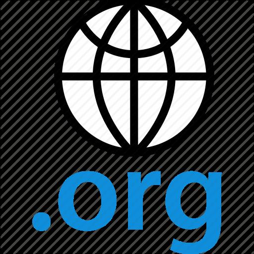 Extension, Globe, Org Icon