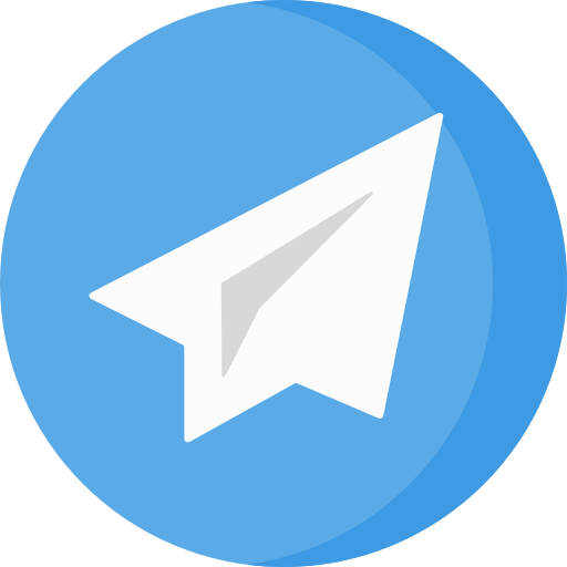 Telegram Logo Telegram Logo Icon Vector Free Download