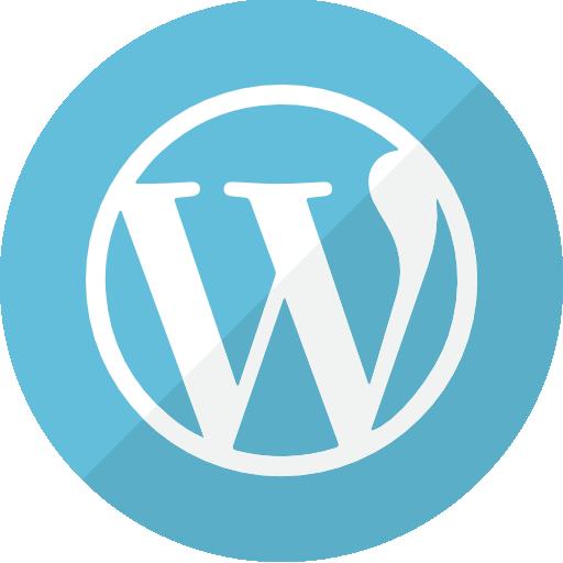 Wordpress Wordpress Logo Icon Vector Free Download