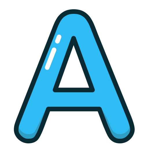 A, Logo, Adobe, Mac Os, Osx Icon